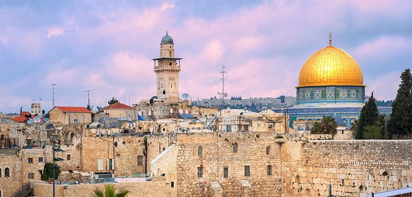 Hành Hương Israel